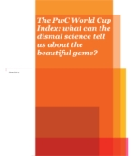 The PwC World Cup Index: What can the dismal science tell us about the beautiful game?